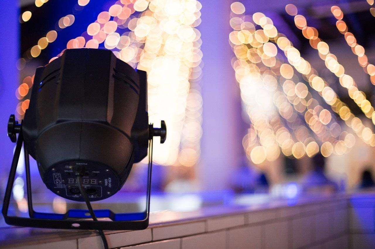 iluminacion profesional para eventos